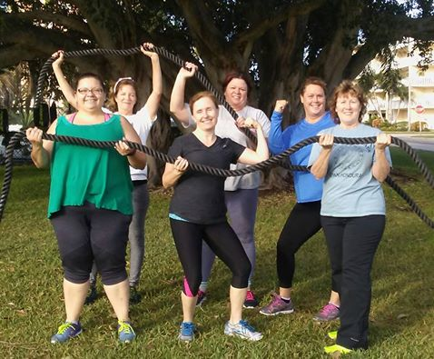 St Pete Boot Camp, Group Fitness training, Weight Loss Workout