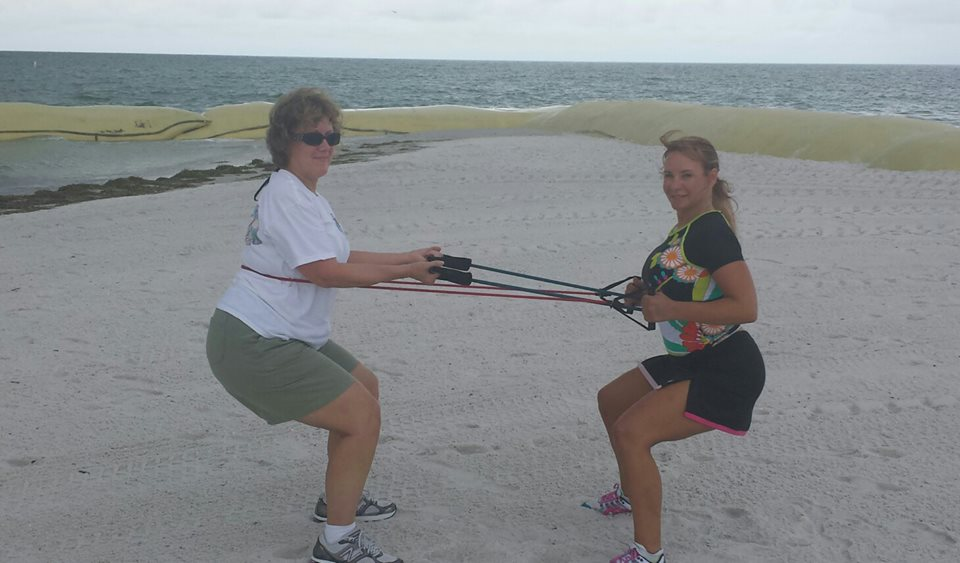 group fitness training st petersburg, florida, weight loss, personal trainers