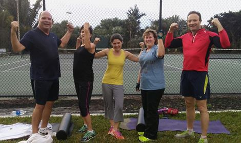 Group Fitness Training Downtown St Petersburg, St Pete Boot Camp, Group Personal Training Tierra Verde
