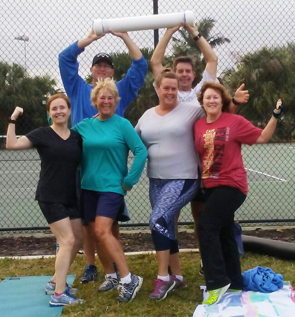 St Pete Boot Camp and Weight Loss Workouts in St Petersburg Florida, Personal Training near Tierra Verde