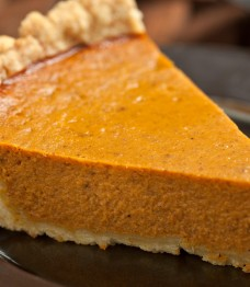 Fat Blasting Pumpkin Pie